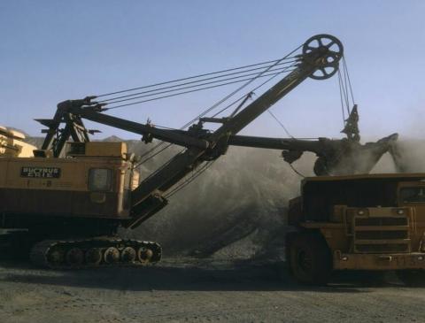 ارتفاع جديد لأسعار خامات الحديد الموريتاني